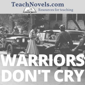 Warriors Don't Cry cover - Edited