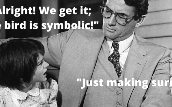 Symbolism To Kill a Mockingbird