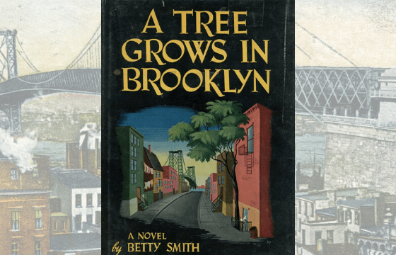 A Tree Grows in Brooklyn comprehension questions pdf cover