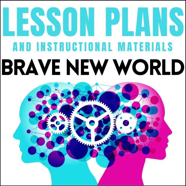 Brave New World Lesson Plans COVER