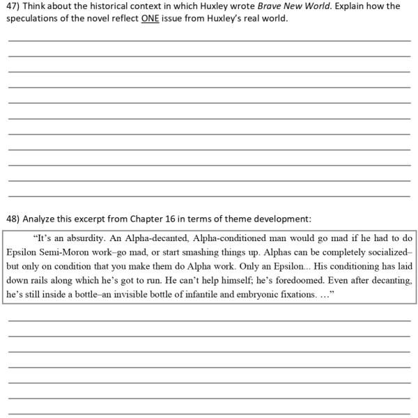Brave New World Exam Thumb 4