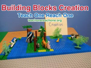 Building Blocks Creation – Teach One Reach One