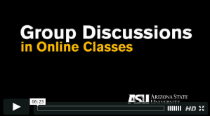 Group Discussion Boards