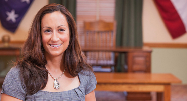 Profile of an ASU Online Instructor:  Dr. Gina Woodall, School of Politics and Global Studies