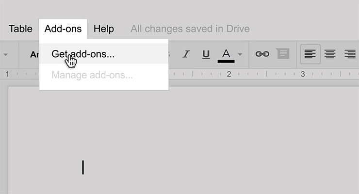 Six Google Drive Add-ons to Enhance your Teaching Experience