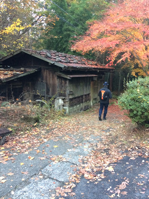 On the Nakasendo Trail