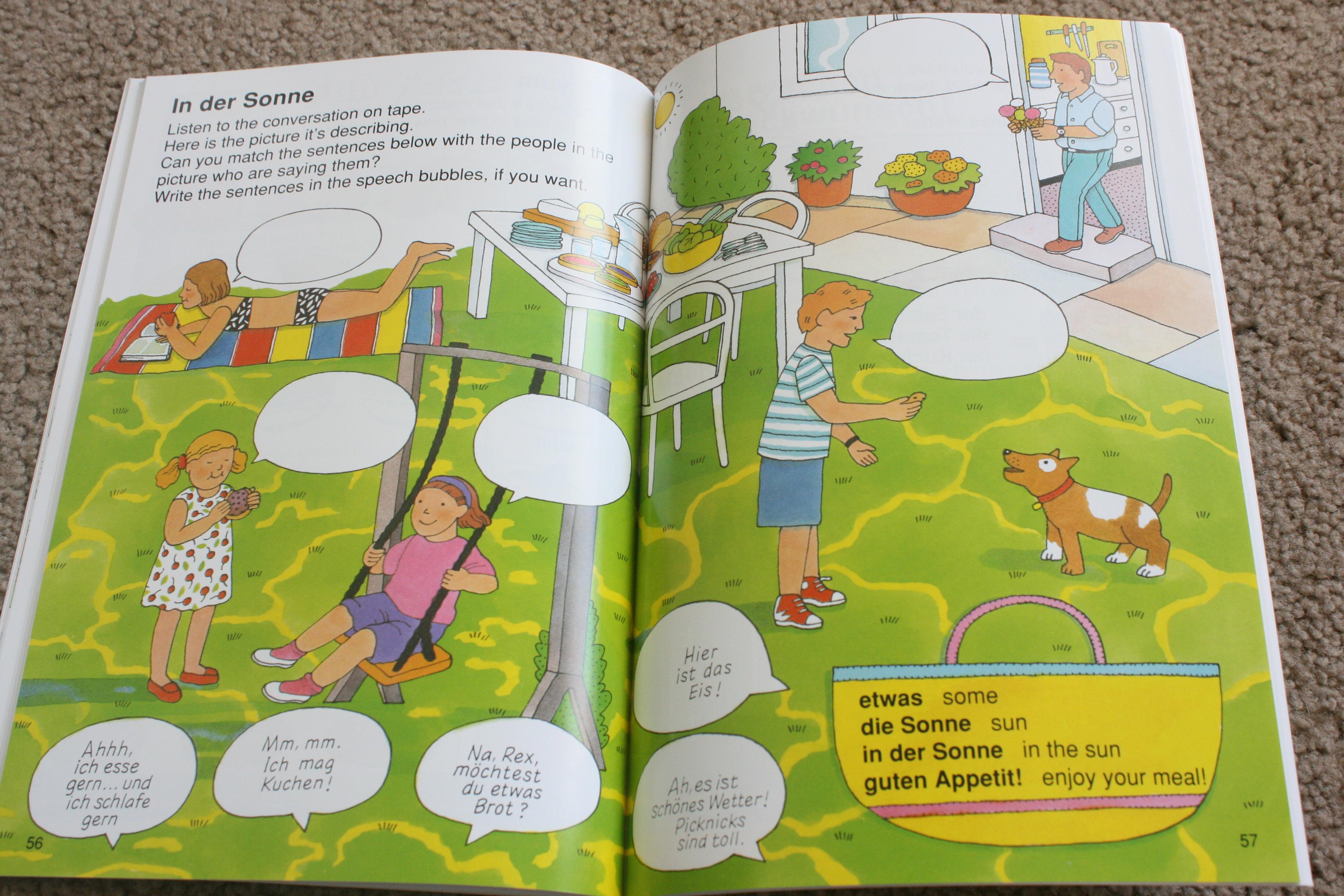 Teaching German To Elementary Kids German For Children