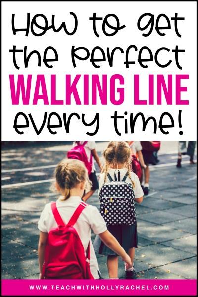 walking-in-line