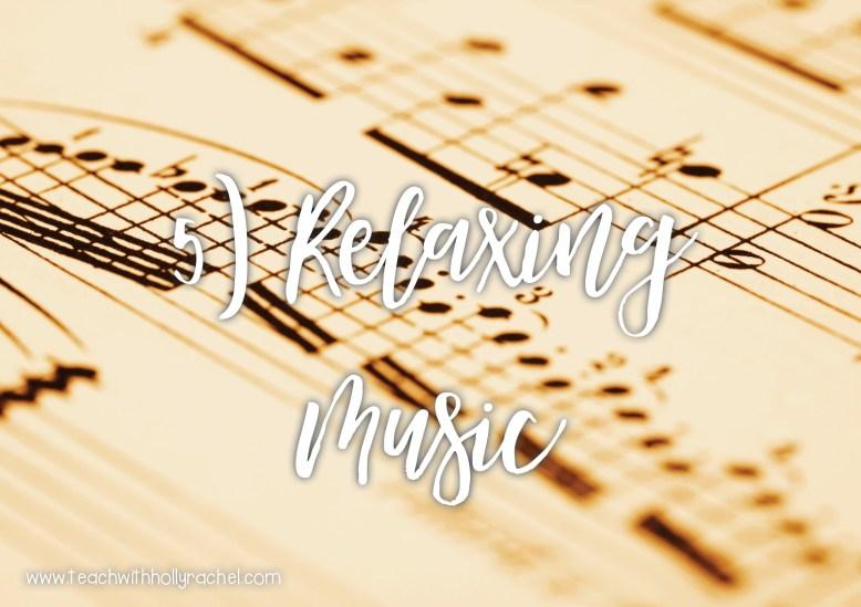 hygge relaxing music