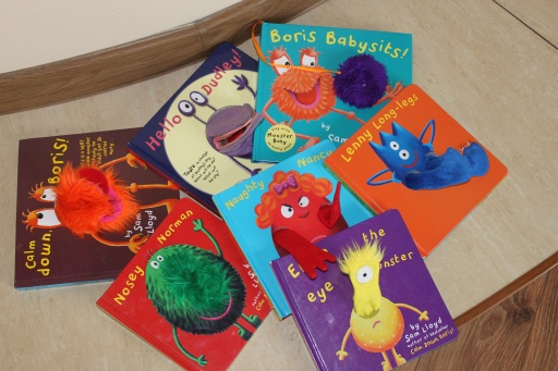 Books for kids in English