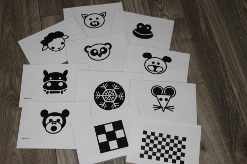 Flashcards for babies