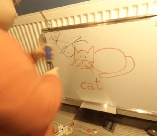 Rysowanie z dzieckiem