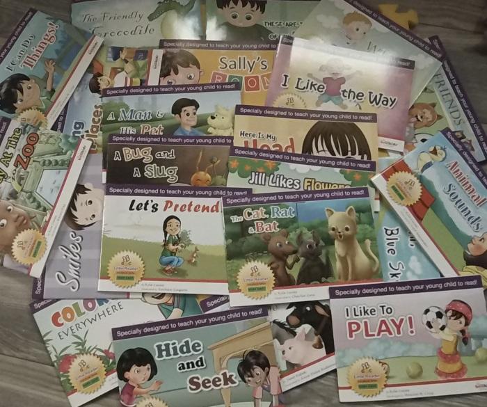Idealne książki do nauki czytania