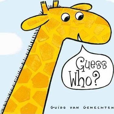 Guido van Genechten books