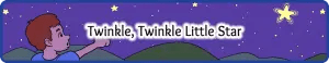 Twinkle Twinkle Little Star Small