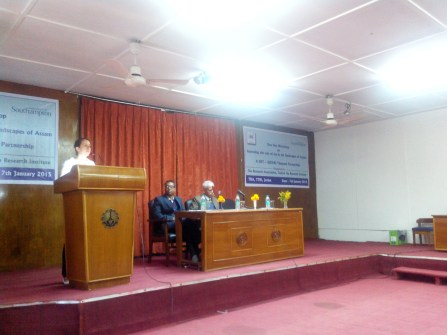 Plantation Managers Workshop - Tocklai, Jorhat
