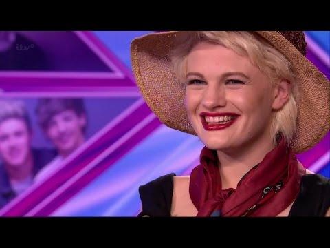 "Chloe Jasmine ""Black Coffee"" – Audition Week 1 – The X Factor UK 2014"