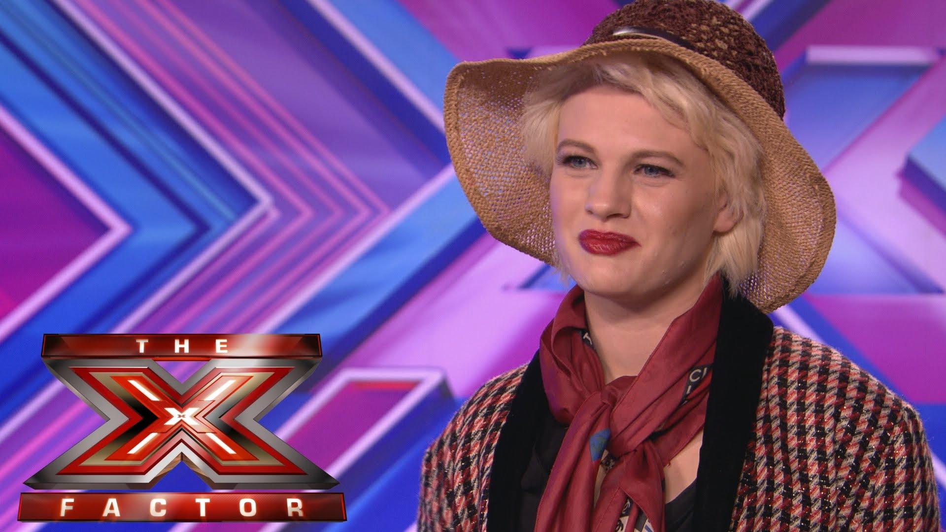 Chloe Jasmine sings Ella Fitzgerald's Black Coffee – Audition Week 1 – The X Factor UK 2014
