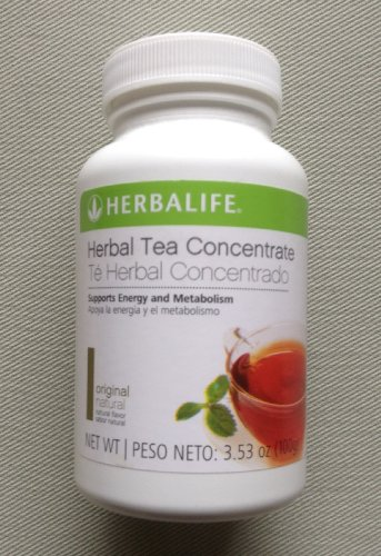 HERBALIFE HERBAL TEA CONCENTRATE – ORIGINAL FLAVOR 3.5 OZ