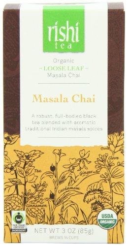 Rishi Tea Masala Chai, 3 Ounce