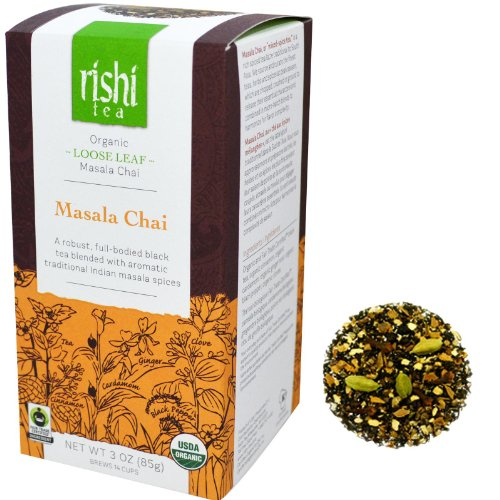 Rishi Tea – Masala Chai, 3.0 Ounce (3-Pack)