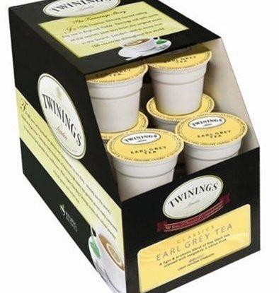 Twinings Earl Grey Tea K Cup Portion Pack For Keurig K