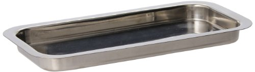 Focus Foodservice Removable Drip Tray Replacement Part for Cold Beverage Dispensers KPW9500 and KPW9502