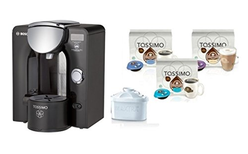 Tassimo T55 Home Coffee Brewing System By Bosch Tas5542uc
