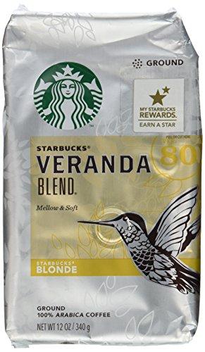 Starbucks Veranda Ground Coffee, 12 Ounce