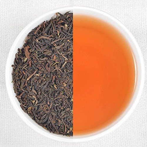 Earl Grey Citrus – Premium Tea Blend, Fruity & Citrusy, 100% Natural Ingredients, Garden Fresh Black Tea with Rich Bergamot Orange Extracts from Italy, 3.53oz/100g (Makes 35-40 Cups)