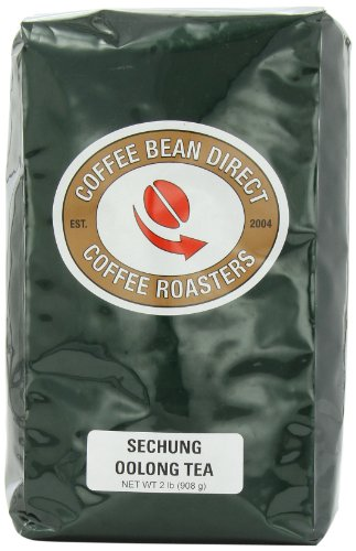 Coffee Bean Direct Sechung Oolong Loose Leaf Tea, 32 Ounce