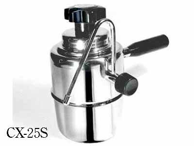 Stove-Top Cappuccino Steamer