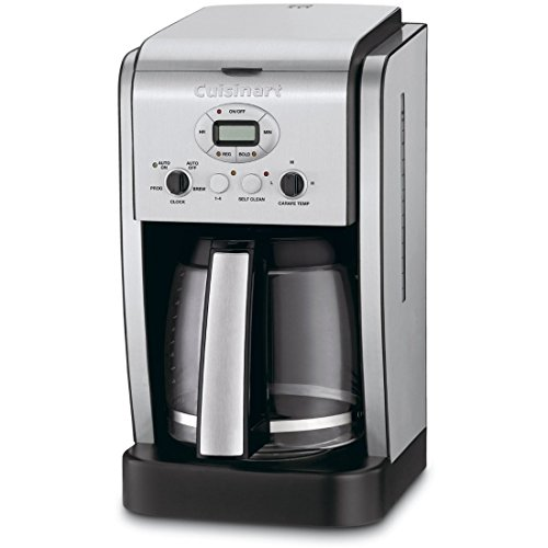 Cuisinart DCC-2600 Brew Central 14-Cup Programmable Coffeemaker with Glass Carafe (Certified Refurbished)