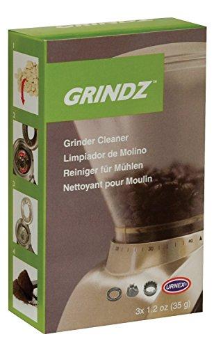 Grindz Tablets, 3 Single Use Coffee Grinder Cleaner Tablets