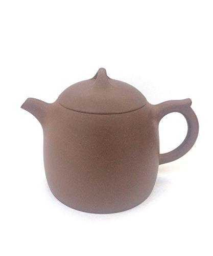 220cc Tea Pot Handmade Heart Sutra Teapot Nature Qingshuini Clay