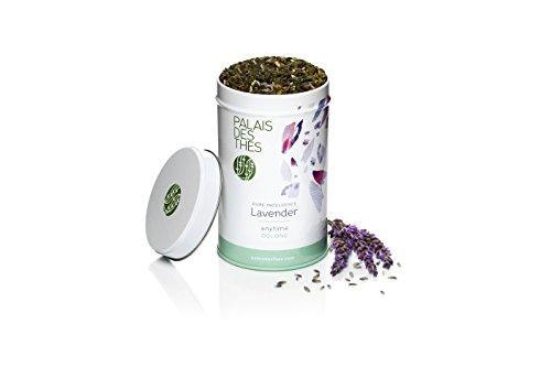 Palais des Thés Lavender Oolong Tea, 3.5oz Metal Tin