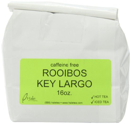 Hale Tea Rooibos, Key Largo, 16-Ounce