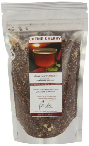 Hale Tea Rooibos, Cr?me Cherry, 2-Ounce