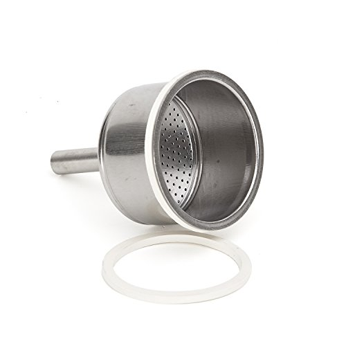 Bialetti 07041 Brikka (old design) 4-Cup Replacement Funnel