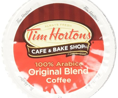 Tim Horton S Single Serve Coffee Cups Original Blend 24