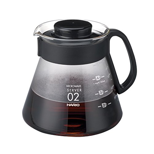 Hario V60 Range Coffee Server, 600ml