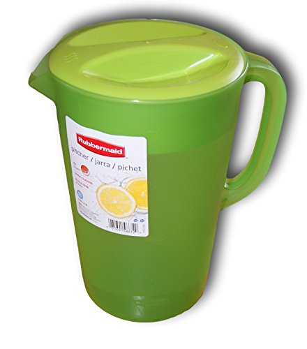 Rubbermaid Gallon Pitcher – Green