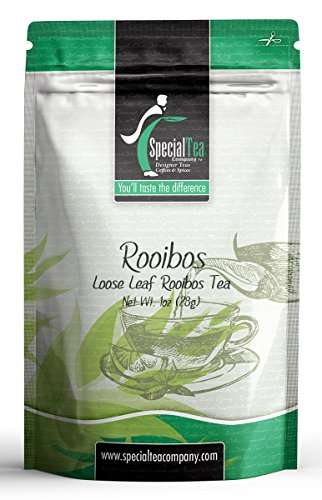 Special Tea Loose Tea Sample Pack, Rooibos, 1 Ounce