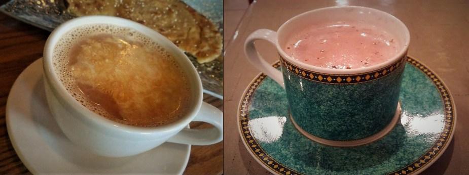 Tea in Dallas Restaurants