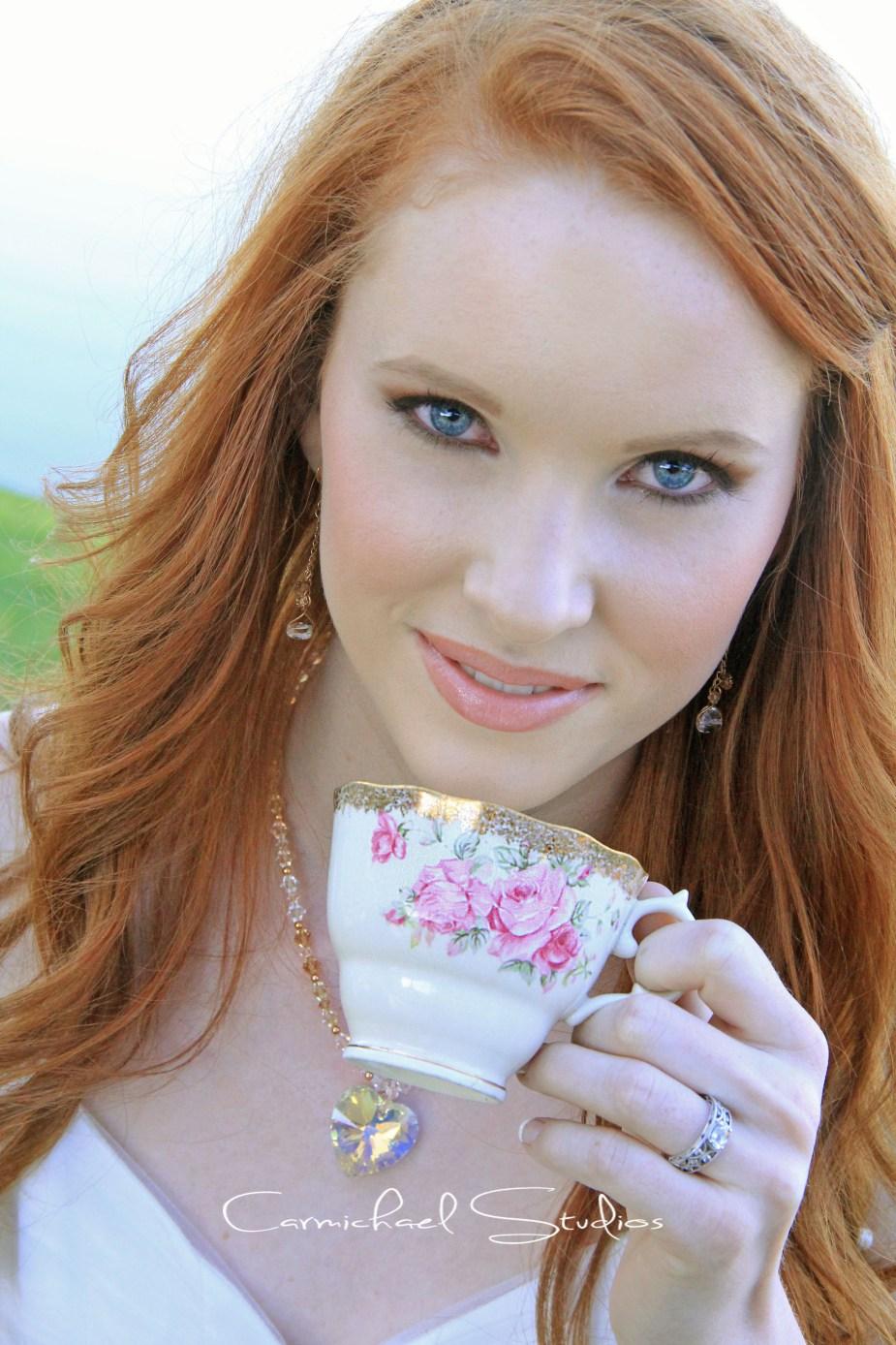 Tea in wedding
