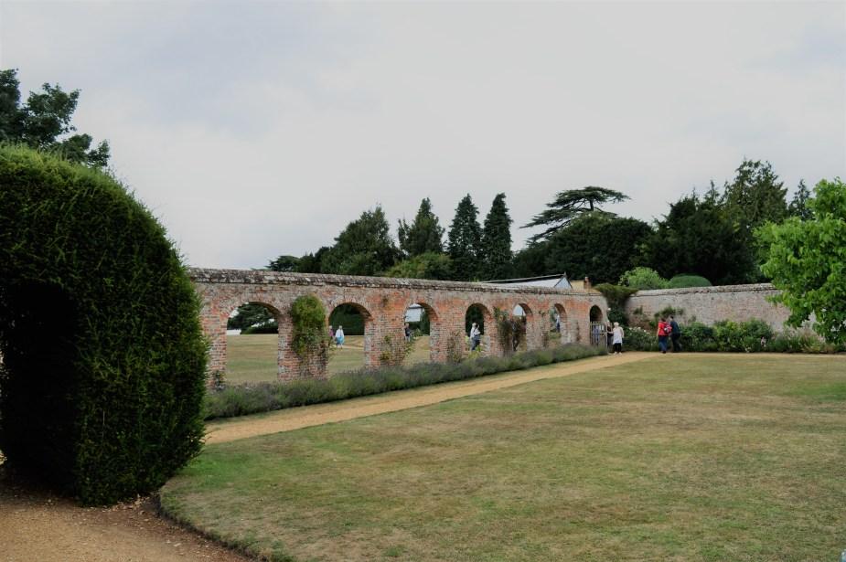 Downton Abbey Highclere Gardens