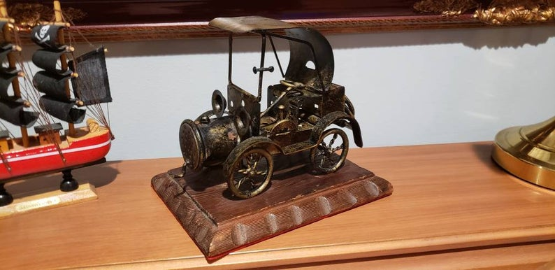 Model-T Ford Antique Collectible car