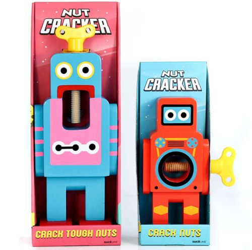 Wooden-robot-nutcrackers-5