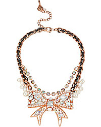 CRITTER-STATEMENT-ROSE-GOLD-BOW-NECKLACE_CRYSTAL