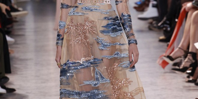 Elie Saab- Haute Couture- Spring 2017- Gorgeous!